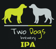 Expressions Beer Label - Two Dogs
