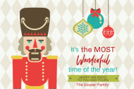 Holiday Gift Tag - Nutcracker