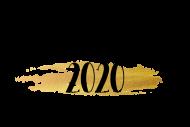 Celebration Sticker - Party Like it's 2020