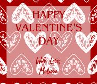 Holiday Beer Label - Folki Valentine