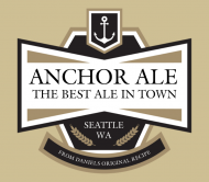 Beer Label - Anchor Ale