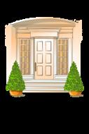 Celebration Mini Wine Label - Real Estate Agent Home Sweet Home