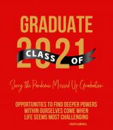 Graduations Champagne Label - Grad Power