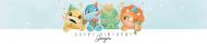 Birthday Water Bottle Label - Cute Dinosaur Birthday