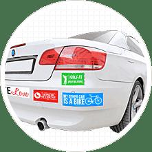 Make Bumper Stickers