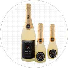 Make Your Own Champagne Labels