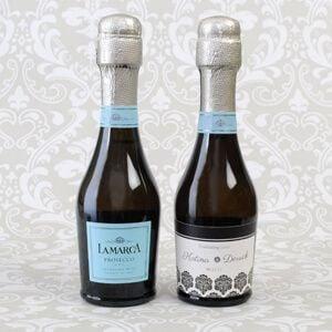 187ml Lamarca bottle labels