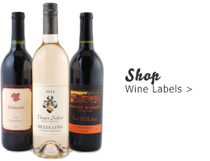 Make Your Own Custom Wine Labels