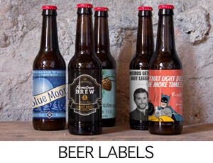 Make Your Own Beer Labels and Growler Labels