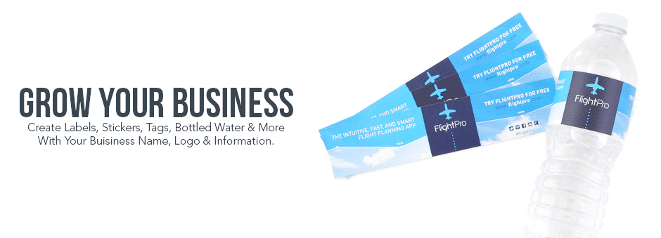 Personalized Labels And Stickers For Your Business