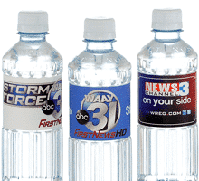 Logo Bottled Water