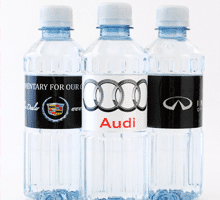 Make Your Own Logo Bottled Water