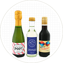 Make Your Own Mini Wine Labels