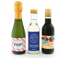 Mini Wine Labels