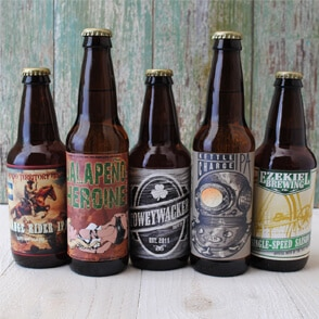 beer labels for celebrations