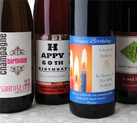 party wine labels