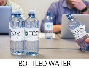 Make Your Own Custom Labeled Bottled Water