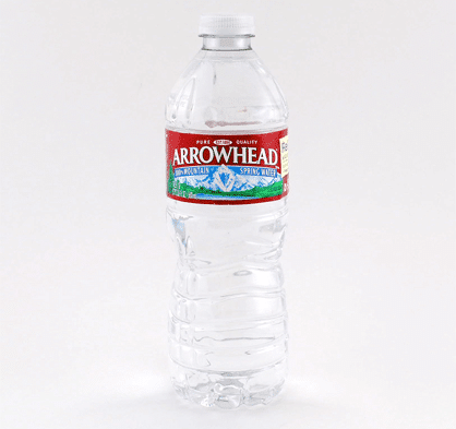 Custom Labels for Arrowhead Water Bottles - BottleYourBrand